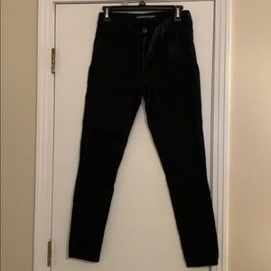 Express high rise jegging